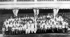 Campion Hall 1943