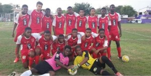 Campion's Manning Cup Team