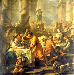 Saturnalia Celebrations
